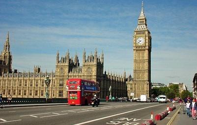 Kencing Sembarangan, Seorang Pria Ditangkap di London