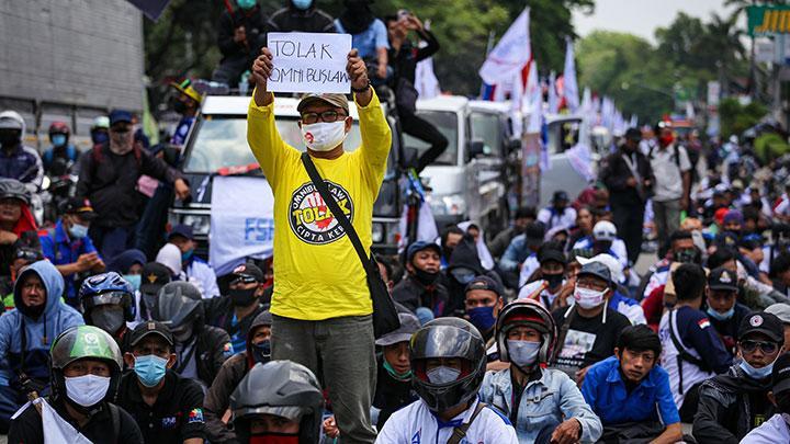"Jokowi Diminta Kendalikan Aparat ""Brutal"""