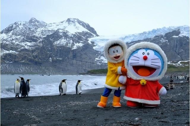 Pengisi Suara Doraemon, Tomita Kosei, Meninggal Dunia